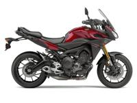 2015 Yamaha FJ-09 FJ09 the MOST VERSATILE SPORT TOURER.