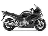 Get ready to fly first-class. 2015 Yamaha FJR1300A the