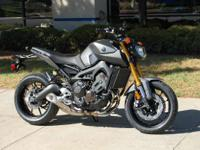 2015 Yamaha FZ-09 Just Arrived! Only at Motoworld of El