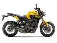 2015 Yamaha FZ-09 BRAND NEW FZ-09 WITH MIND BLOWING