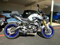 Excellent condition 2015 Yamaha FZ-09 for sale with