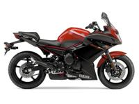 2015 Yamaha FZ6R does not include government fees taxes