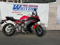 (562) 945-3494 Like New THE PERFECT 1ST SPORTBIKE. The