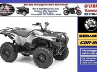 (908) 998-4700 ext.2075 The Grizzly 700, with its