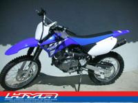 Motorcycles Off-Road. 2015 Yamaha TT-R125LE A fast