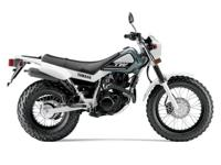 Motorbikes Dual Purpose 8022 PSN. the TW200 includes a