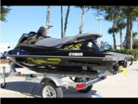 2015 Yamaha VX Deluxe A best-seller for over a decade,