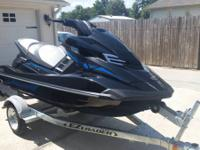 Nice, almost new FXHO Waverunner with 24 hrs. Just