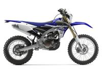 Available from November 2014. 2015 Yamaha WR250F YZ DNA