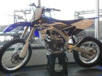 Yamaha is pleased to announce the YZ250FX a cross