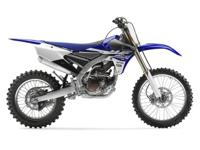 the all-new YZ250FX offers YZ250F championship-winning