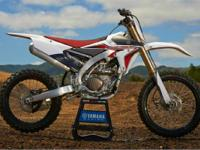 The critics concur: the YZ450F is the one to