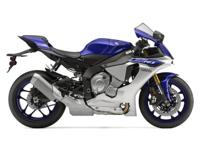 2015 Yamaha YZF-R1 does not include government fees