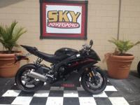 (863) 261-8263 ext.120 2015 Yamaha YZF-R6The Reigning