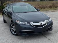 2015 ACURA TLX V6 (TECHNOLOGY PACKAGE) ***FREE