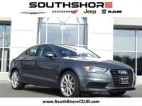 Recent Arrival! CARFAX One-Owner. 2015 Audi A3 2.0T