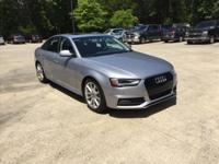 New Price! CARFAX One-Owner. 2.0L 4-Cylinder TFSI DOHC