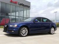 This 2015 Audi A4 Premium Plus is proudly offered by