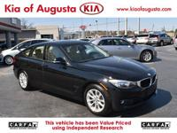 CARFAX One-Owner. Clean CARFAX. Jet Black 2015 BMW 3