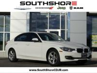 New Price! CARFAX One-Owner. Clean CARFAX. 2015 BMW 3