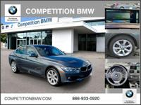 BMW Certified, CARFAX 1-Owner, ONLY 15,431 Miles! EPA