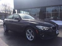 2015 BMW 4 Series 428i xDrive Gran Coupe Black Odometer