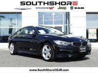 Recent Arrival! CARFAX One-Owner. 2015 BMW 4 Series