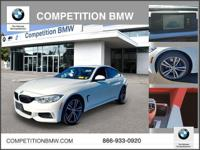 BMW Certified, CARFAX 1-Owner, GREAT MILES 19,714! EPA