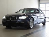 2015 BMW 750Li xDrive! CERTIFIED! ONE OWNER! BMW