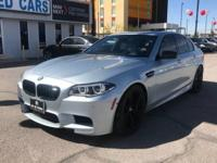 M5 - LOADED - COMPETITION PACKAGE - EXECUTIVE PACKAGE -