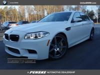 CARFAX 1-Owner, BMW Certified, LOW MILES - 5,595!