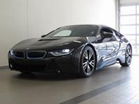 2015 BMW i8 Pure Impulse! ONE OWNER!! 20 Wheels, Driver