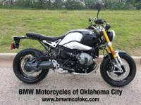 One name one purist lifestyle: BMW R nineT. Modify trip