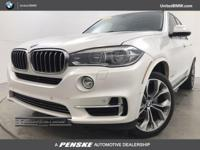 WAS $67,725, EPA 27 MPG Hwy/18 MPG City! xDrive35i
