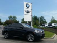 Looking for a 2015 BMW X6 xDrive50i - M-Sport? This is