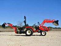 Click on this link for more information on the backhoe.