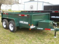 2015 Bri-Mar DTR610LP-7 DTR610LP-7 GREEN Channel main