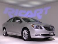 2015 Buick LaCrosse Leather Group, MotorTrend