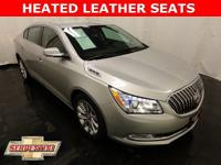 Experience buick package ( $3,290 package ) ~ LEATHER