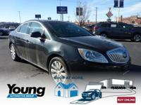 2015 Buick Verano This vehicle is nicely equipped with: