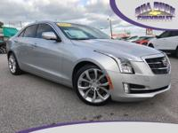 Recent Arrival! This luxurious 2015 Cadillac ATS 2.0L