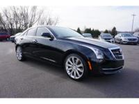Black Raven 2015 Cadillac ATS 2.5L Luxury RWD 6-Speed