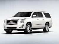 This White Diamond Tricoat 2015 Cadillac Escalade ESV
