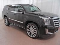 2015 Cadillac Escalade Premium, low miles, only 15101