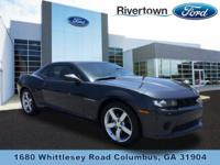 This 2015 Chevrolet Camaro LT is a One Owner vehicle