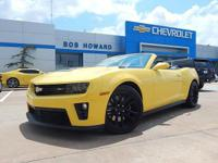 We are excited to offer this 2015 Chevrolet Camaro.