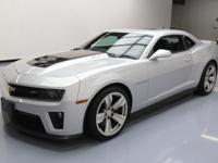 2015 Chevrolet Camaro with 6.2L Supercharged V8