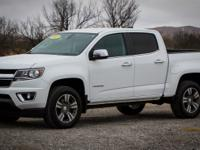 Come see this 2015 Chevrolet Colorado 4WD LT. Its
