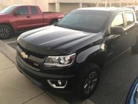 This outstanding example of a 2015 Chevrolet Colorado