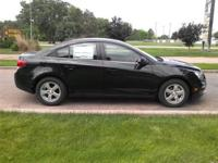 This new 2015 Chevrolet Cruze in Alma, NE gives drivers